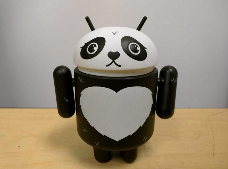 Android Google Panda