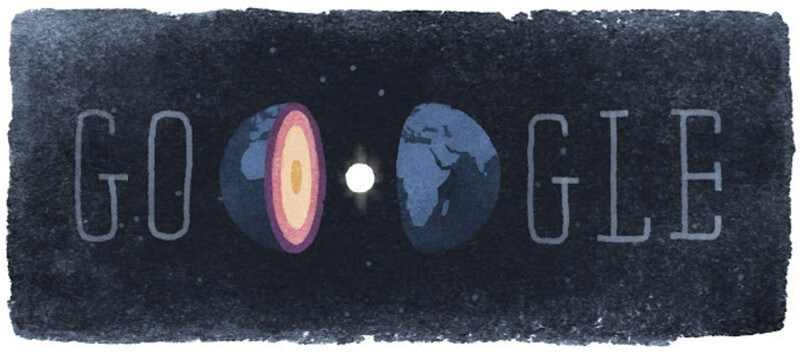 Inge Google doodle