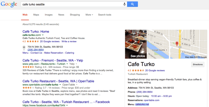 Cafe Turko OrderAhead