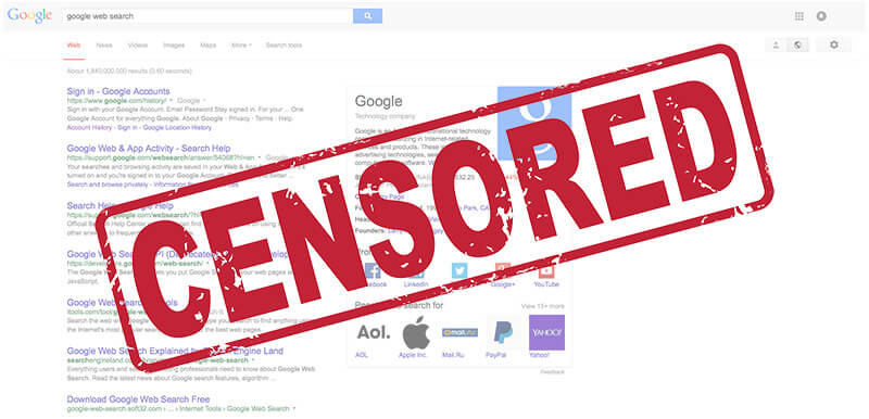 Canada's Supreme Court orders Google to de-index site globally, opening door to censorship 2