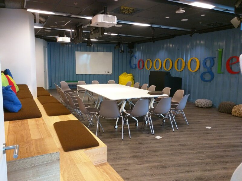 Google Amsterdam Conference Room