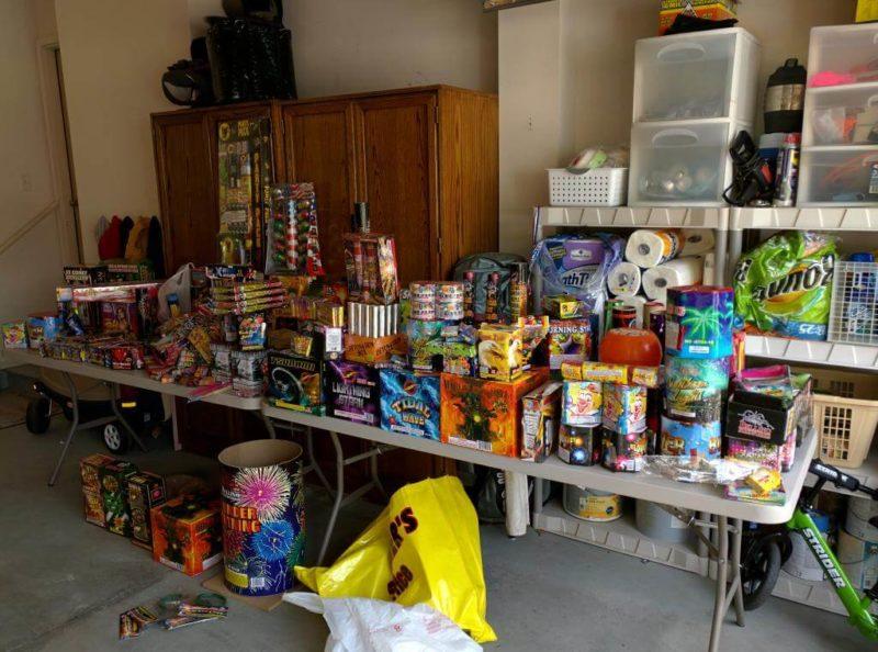 Matt Cutts & His Fireworks