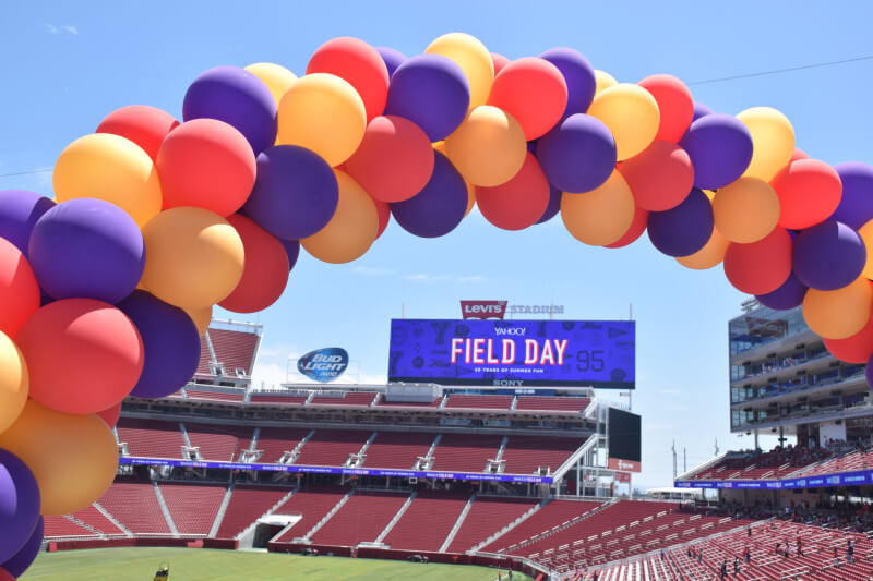 Yahoo Field Day