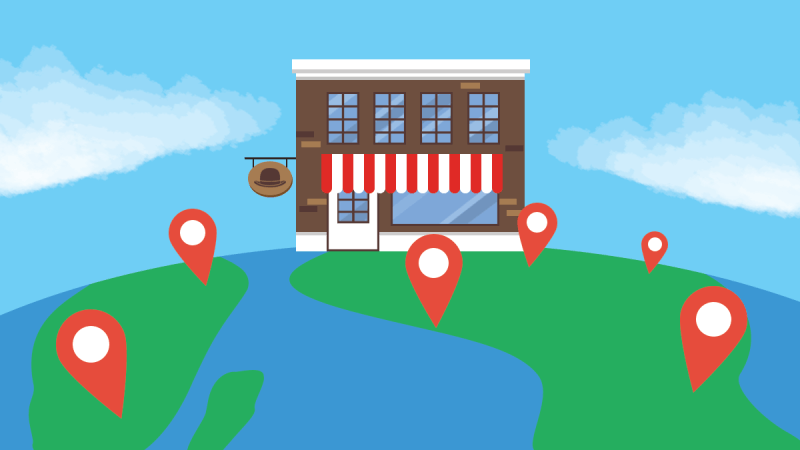 Local SEO for multi location businesses