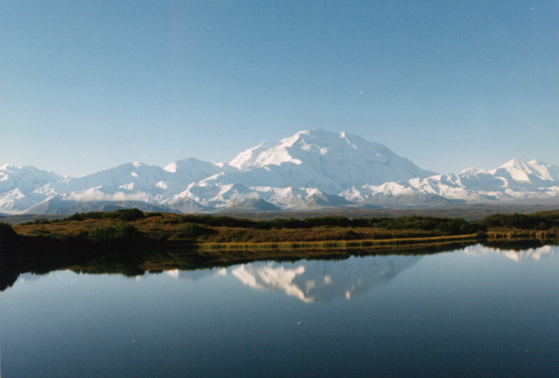 Denali in 1996, by Danny Sullivan