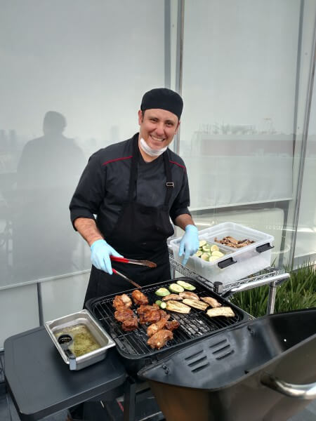 Google BBQ Chef