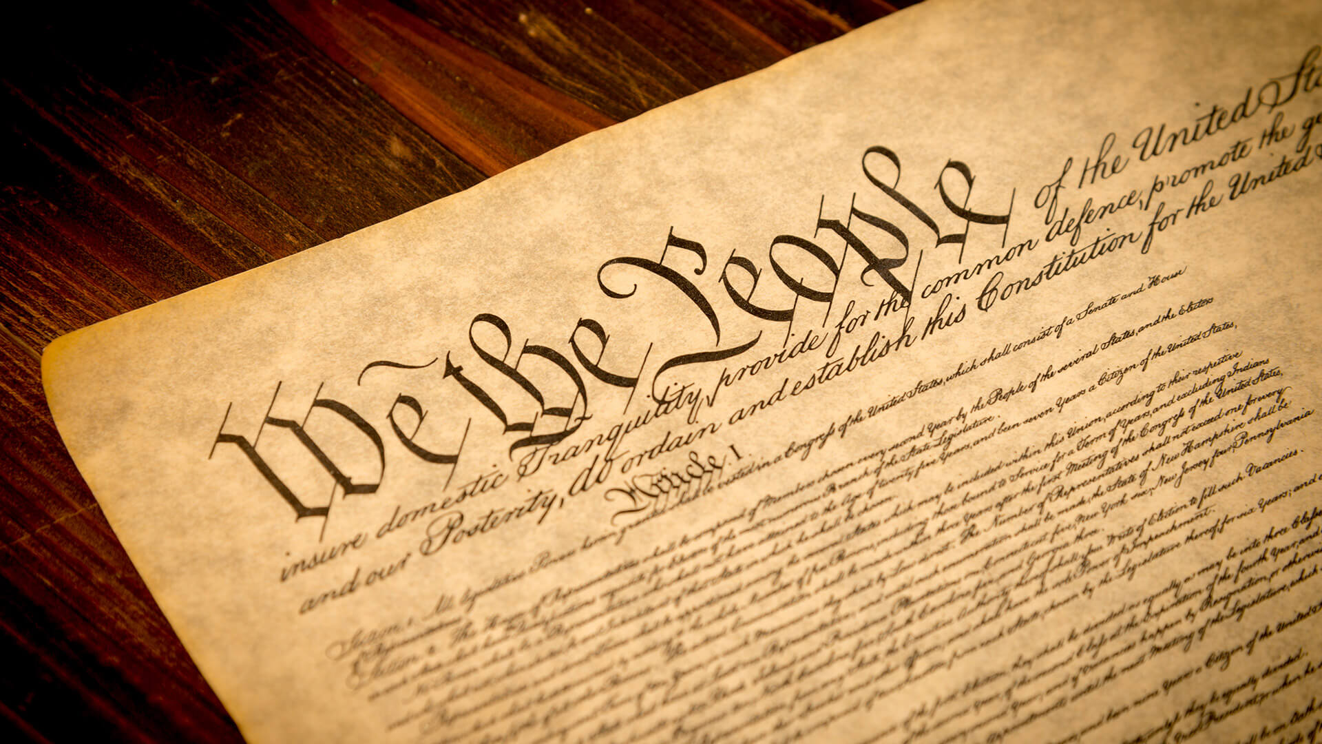 Adds Complete Content Of United States Constitution