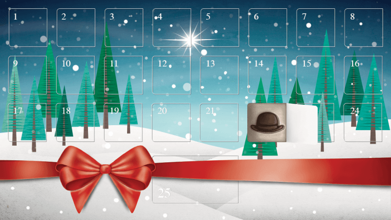 SEO Advent calendar - 24 days, 24 tips.