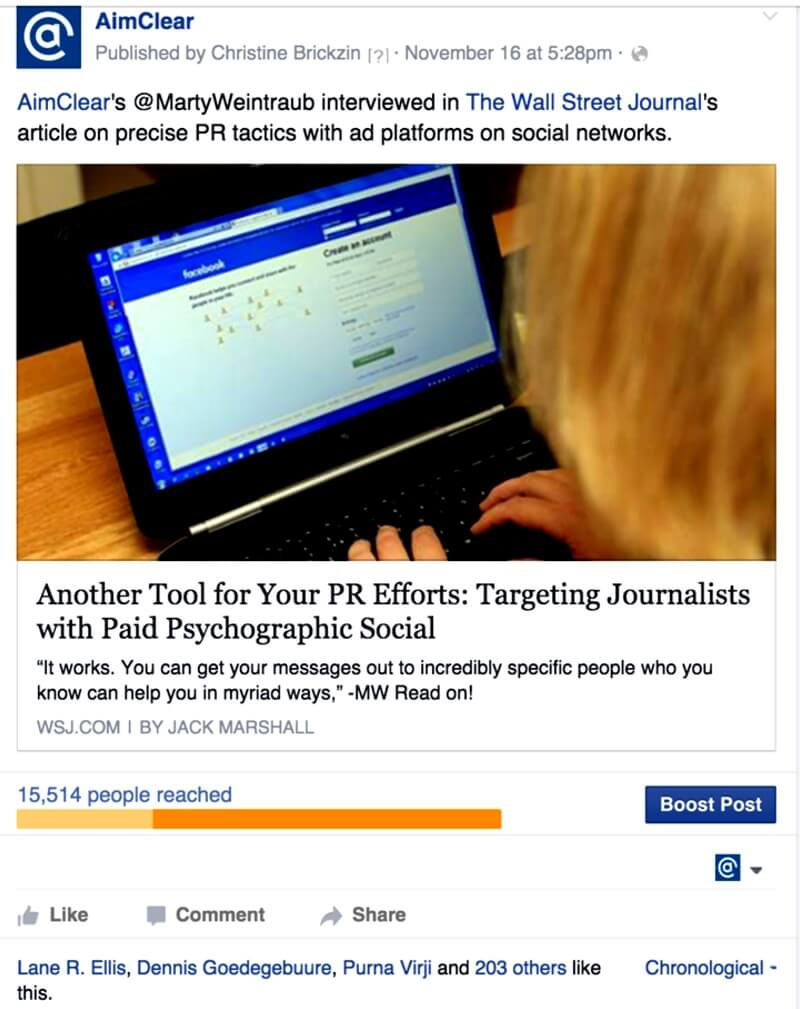 2015.12.14-08-aimClear-Social-Media-Agency-Case-Study-Psychographic-PR-Wall-Street-Journal