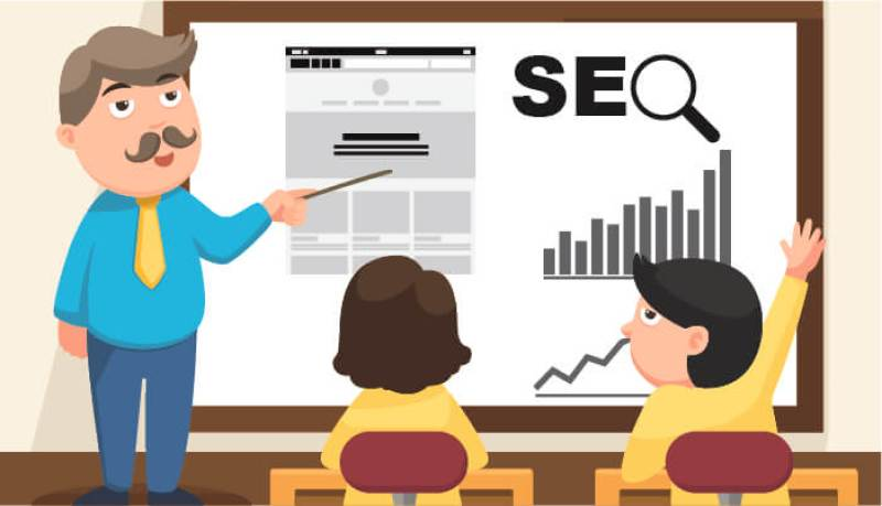 Enter the SEO Classroom