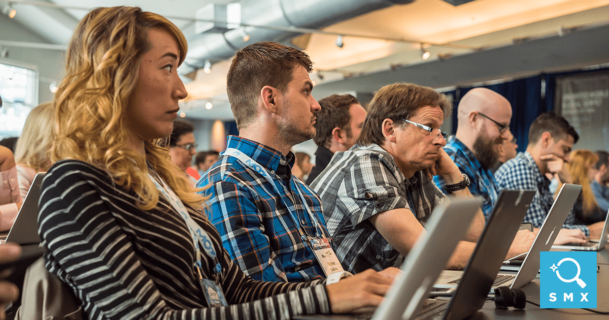 Here's your chance to speak at SMX London.