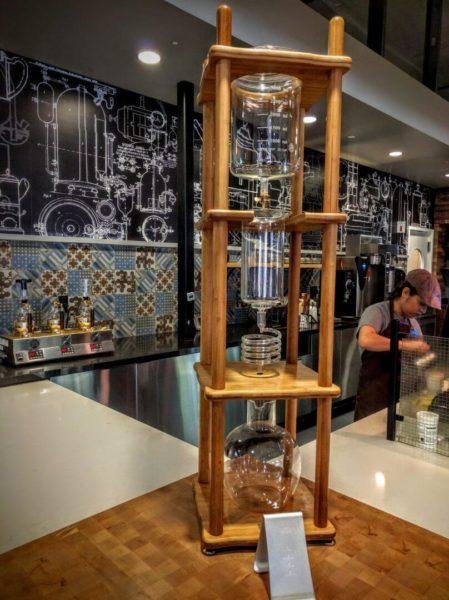 Google Coffee Maker