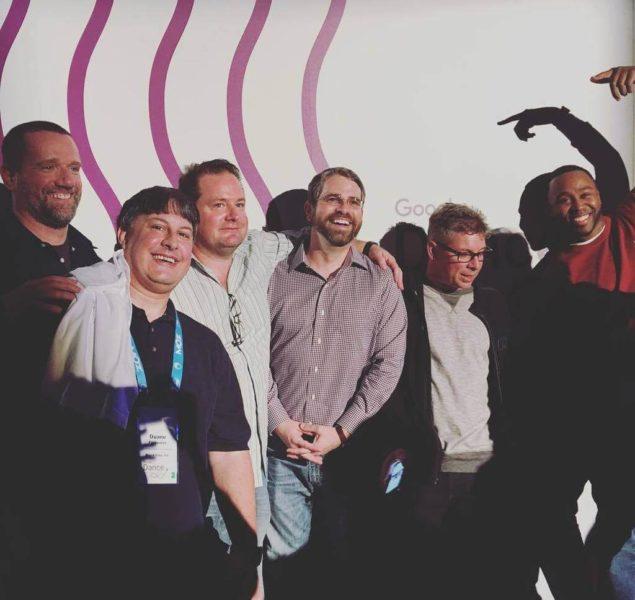 Matt Cutts at the Google Dance