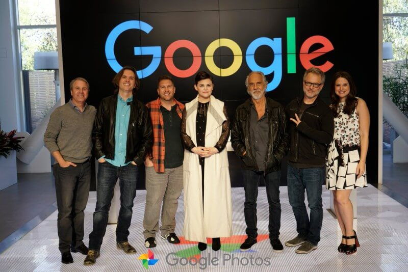 Zootopia Cast At Google