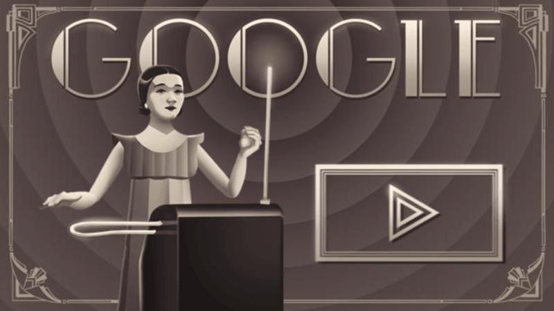 clara google doodle