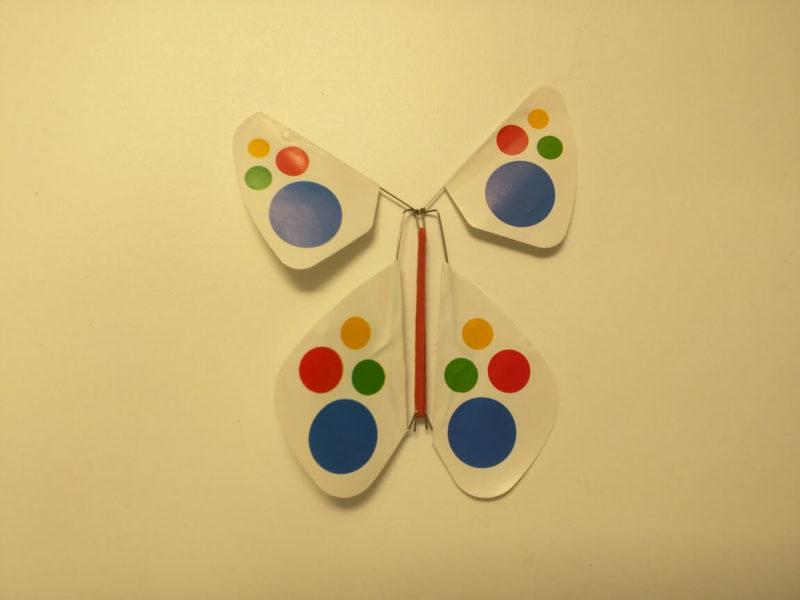 Google Butterfly