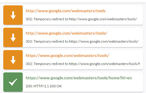 Google 302 redirects for Google Webmaster Tools when switching to HTTPS