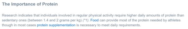 category description