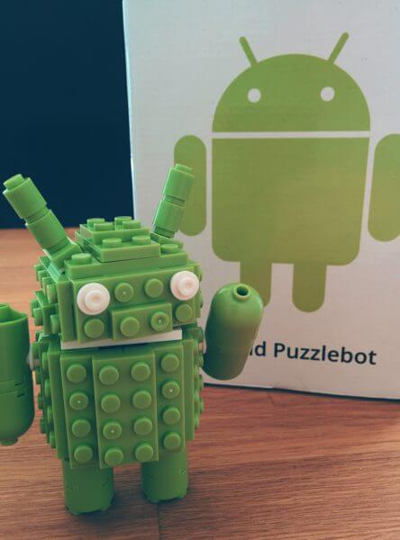 Android Puzzlebot