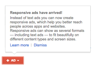 responsive ads adwords