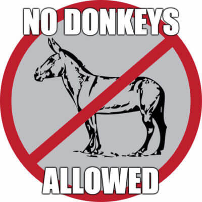 no-donkeys-allowed