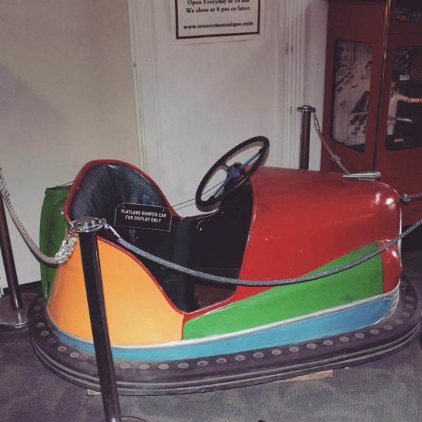 google-bumper-car