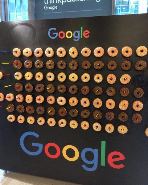 google-donut-board