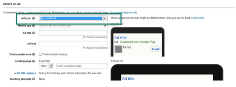 bing-ads-app-install-ad-setup