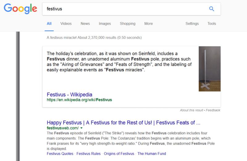google-festivus-decorations