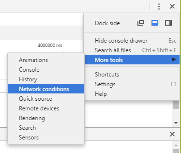 devtools-network-conditions