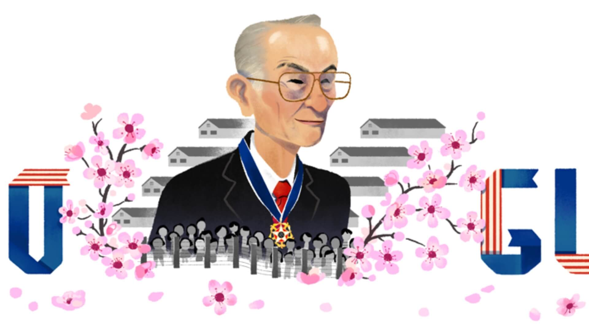 Fred Korematsu Doodle Honors Japanese Internment