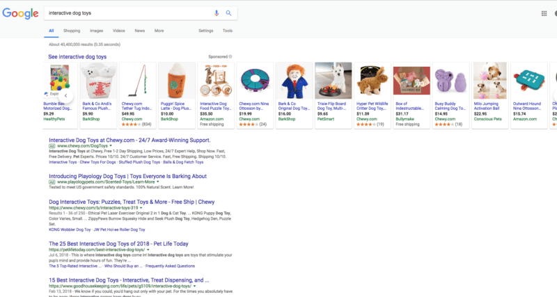 dog-toys-800x427 Deciphering search intent: 5 areas to get you started
