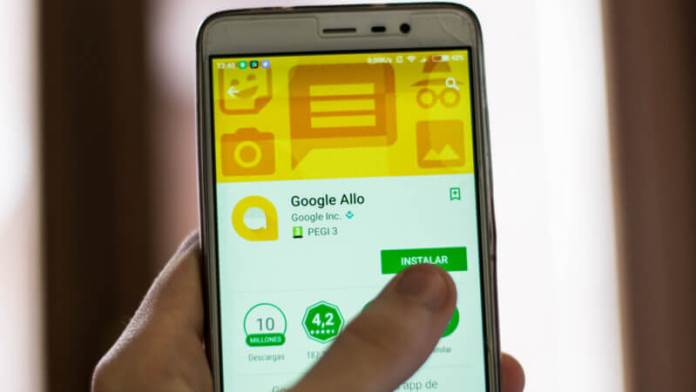 Google shuts down Allo