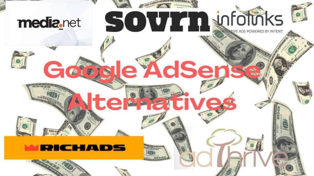 Best Google AdSense Alternatives in 2020
