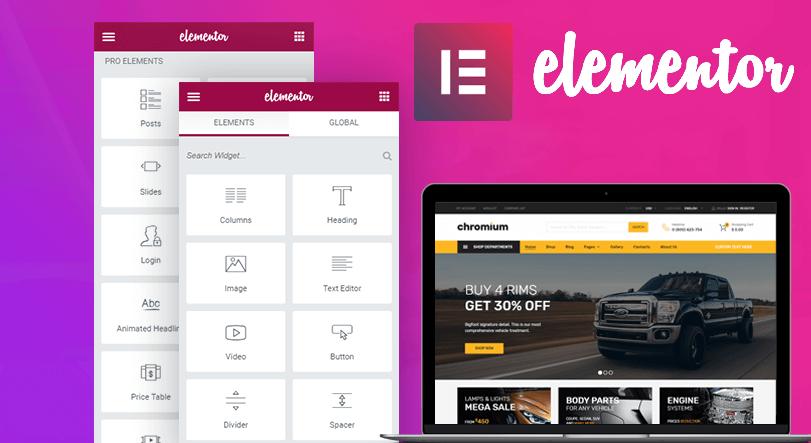 build-website-with-elementor