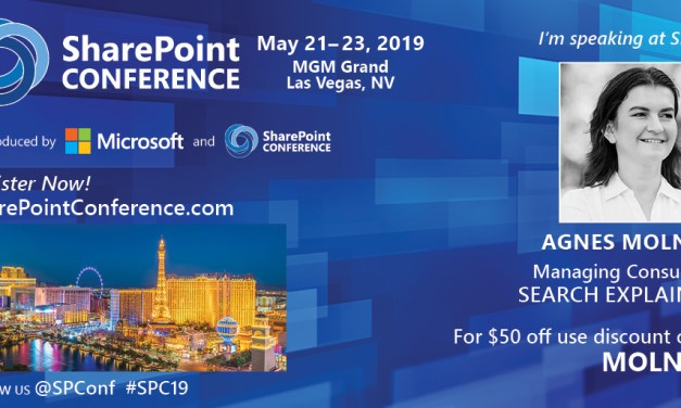 SharePoint Conference 2019