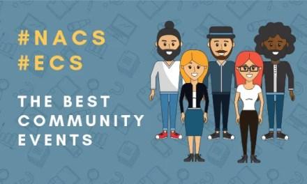 The Best Community Events: North American Collaboration Summit and European Collaboration Summit #NACS #ECS