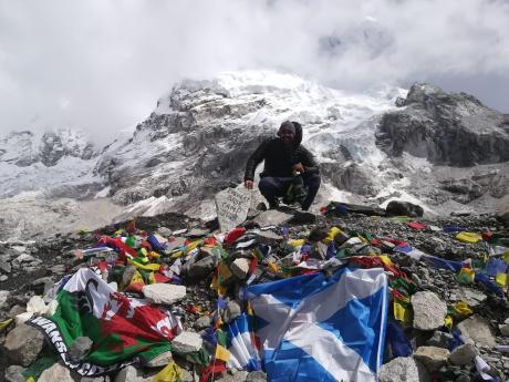 Un trekking verso la montagna più alta del mondo - #RoadToEverest