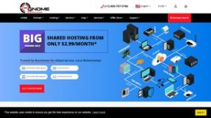 Gnome | Dedicated Server With Shared, Reseller Hosting | Ultra Fast