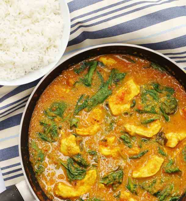 Jamie Oliver Curry