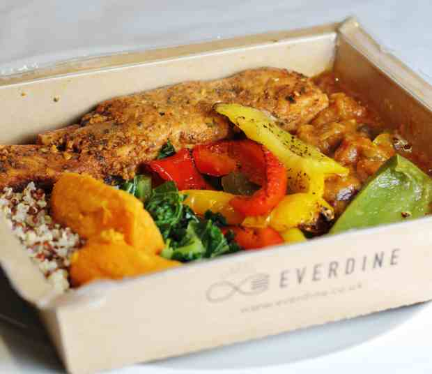 Everdine - Cajun Blackened Salmon