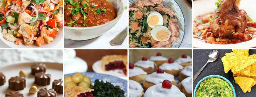 April 2017 Cook Once Eat Twice and March round up
