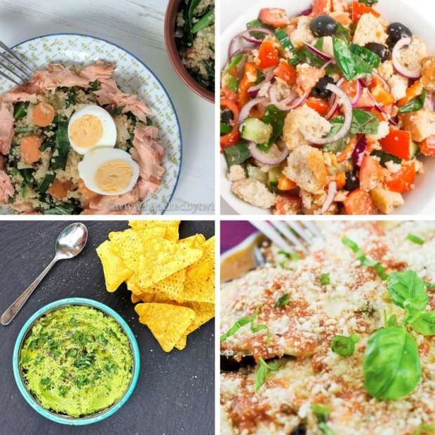 Cook Once Eat Twice April 2017 and March round up