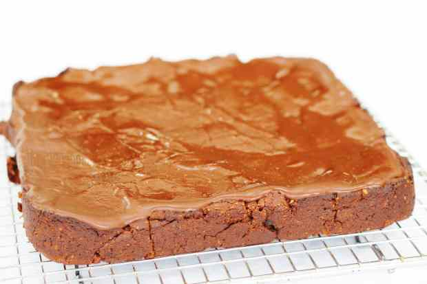 Sweet Potato Brownies by Deliciously Ella