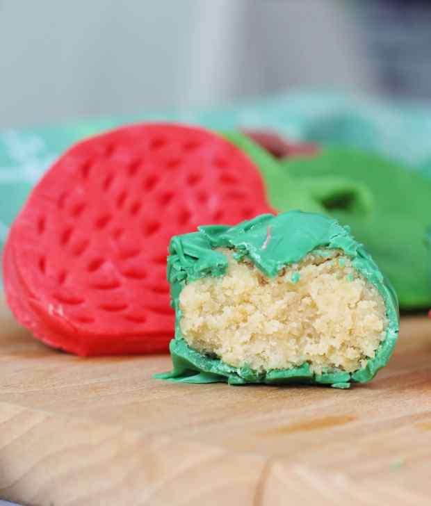 Hungry Caterpillar Cake Pops Recipe