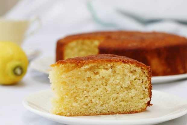 Olive oil lemon drizzle cake. This zesty lemon cake made with olive oil is full of Mediterranean flavours and perfect for afternoon tea or a snack