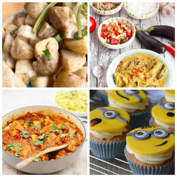 Cook Once Eat Twice July 2017 round up and August linky