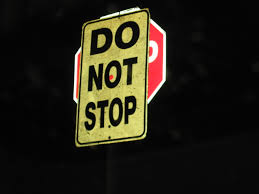 Do Not Stop