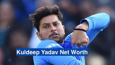 Kuldeep Yadav Net Worth
