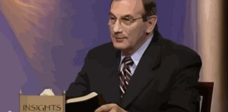 Paul Hoskisson discusses Isaiah at the Insights into Isaiah Roundtable